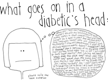 Mental Health and T1D