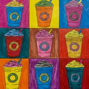 Pop Art  Estilo Andy Warhol