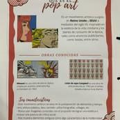 Afiches PopArt