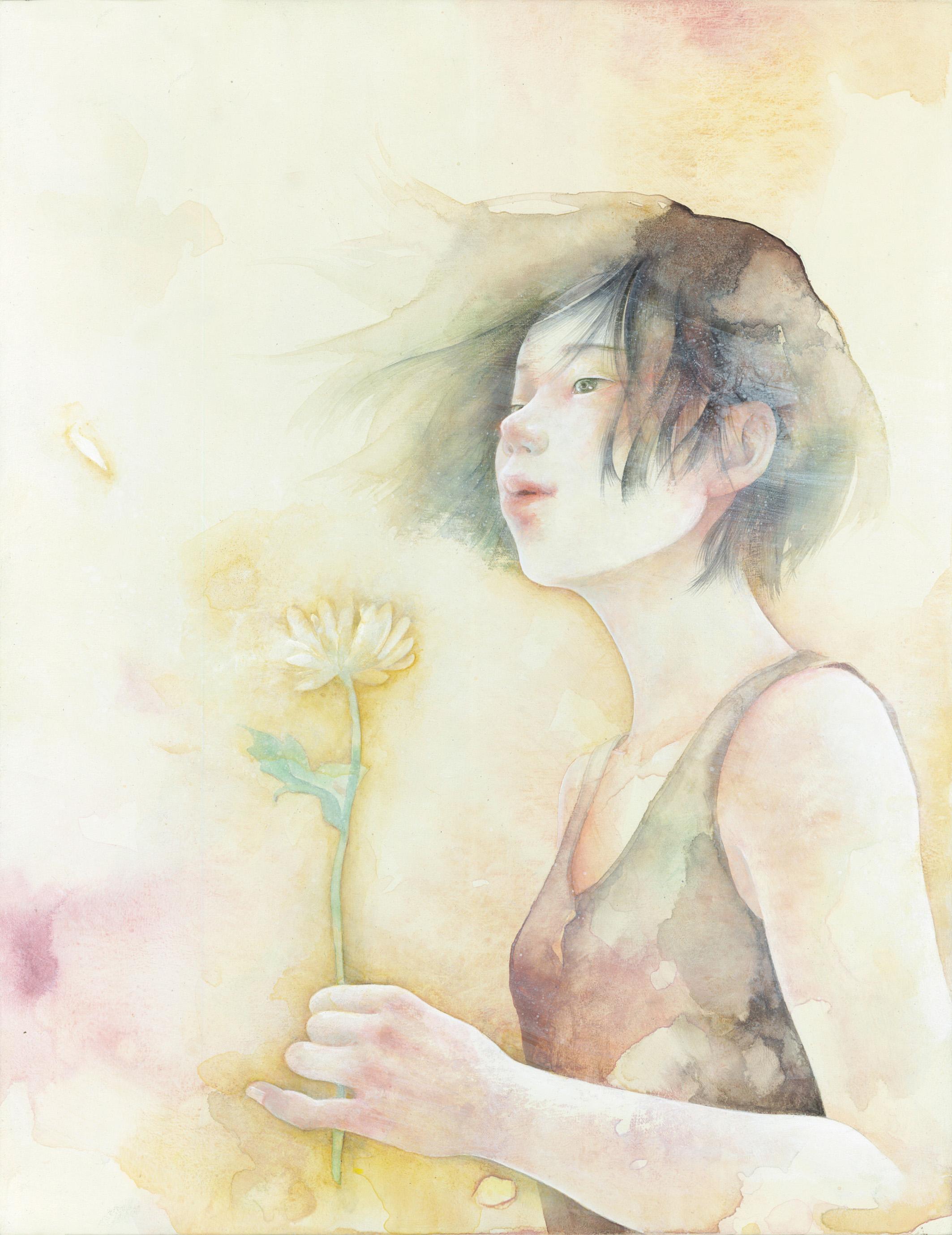谷口朋栄「ひとひらの風」6号