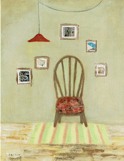 Eri Tsutsumy「Under the red lamp shade」6F