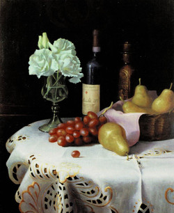 小林聡一「梨と葡萄」15号