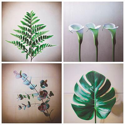 有吉宏朗「植物観察」4号S x 4.jpg