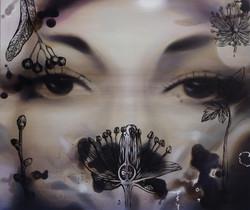 今林明子「Open your eyes」10号