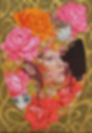 高根沢晋也「やがて還り、ふたたび巡りあい」SM 120,000円.JPG