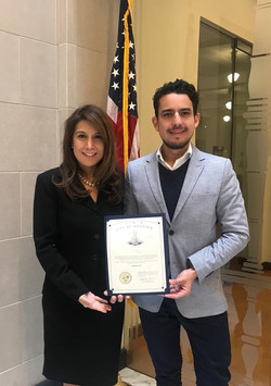 City of Houston Recognition
