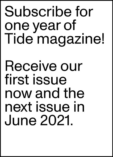 One year, two issues!