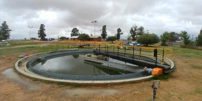 Nyakallong Wastewater Treatment Works Upgrade