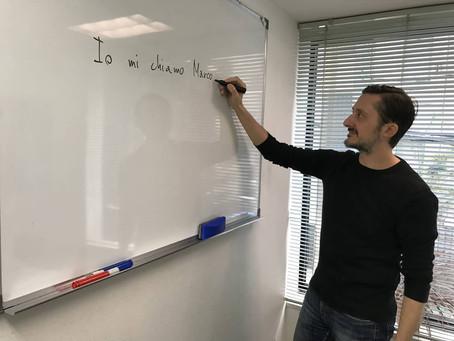 初めてのイタリア語!ネイティブ講師と楽しくレッスン!