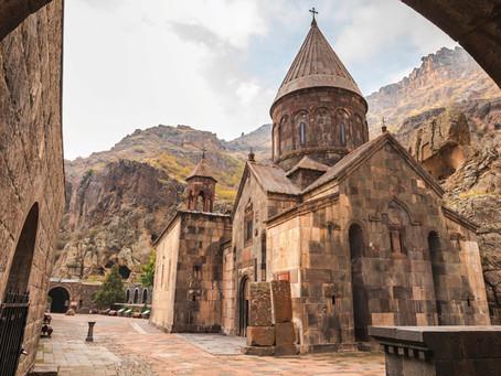 未知の言語、アルメニア語