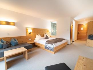 Zimmervideos für Website - Hotel La Casies