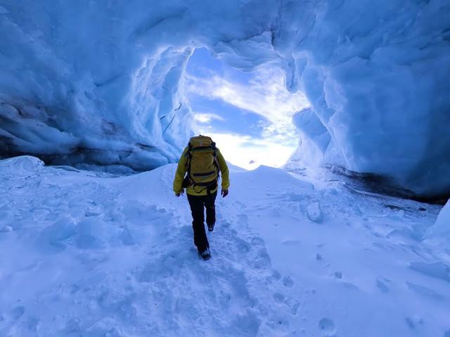 Gletscher Höhle TV Schnals