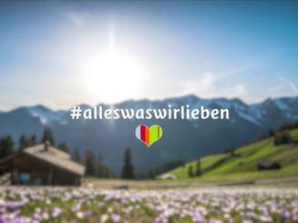 Projekt: #alleswaswirlieben TV Gsies