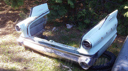 1960 Dodge Polara Rear (2)