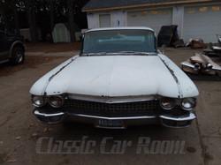 1960 Cadillac Front (2)