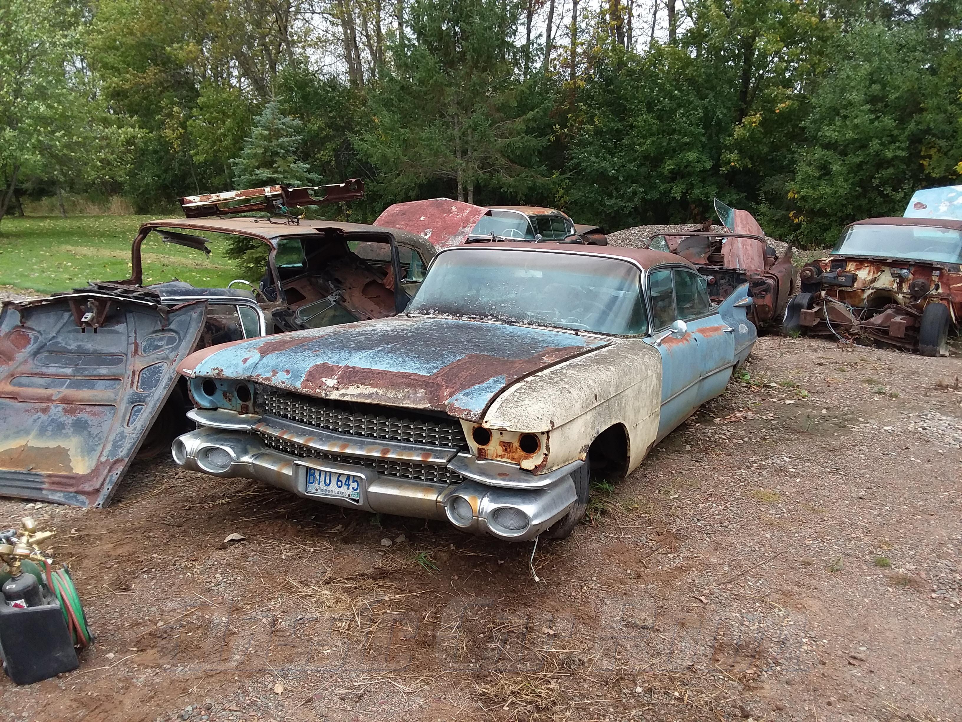 1959 Cadillac Front (4)