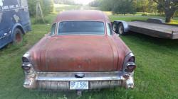 1957 Buick Rear