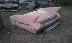 1960 Imperial Rear