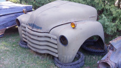 1950 Chevy Truck front