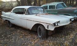 1958 Cadillac Front (3)