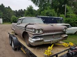 1958 Oldsmobile Front 3