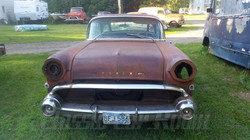 1957 Buick Front