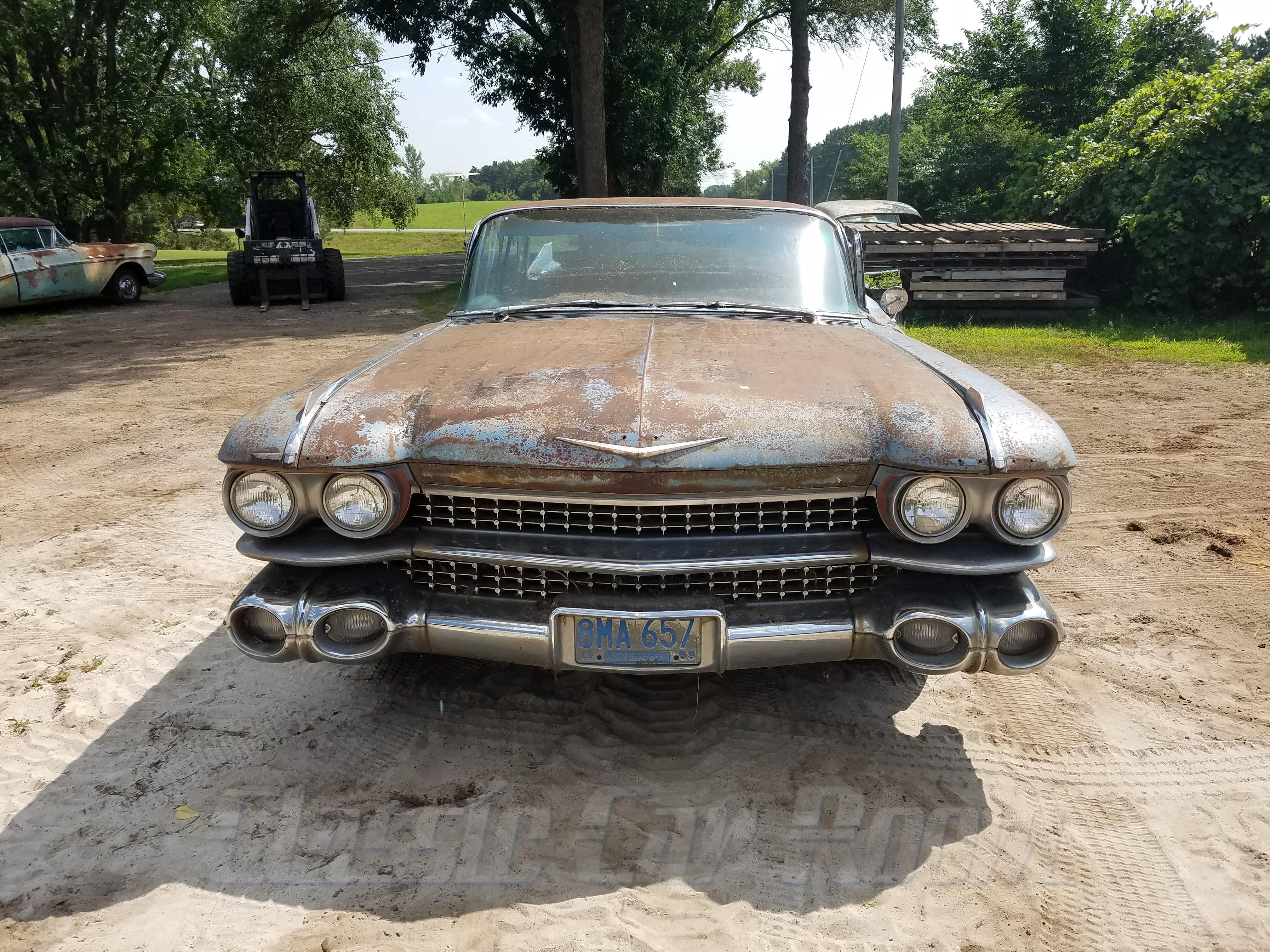 1959 CadIllac Front 6