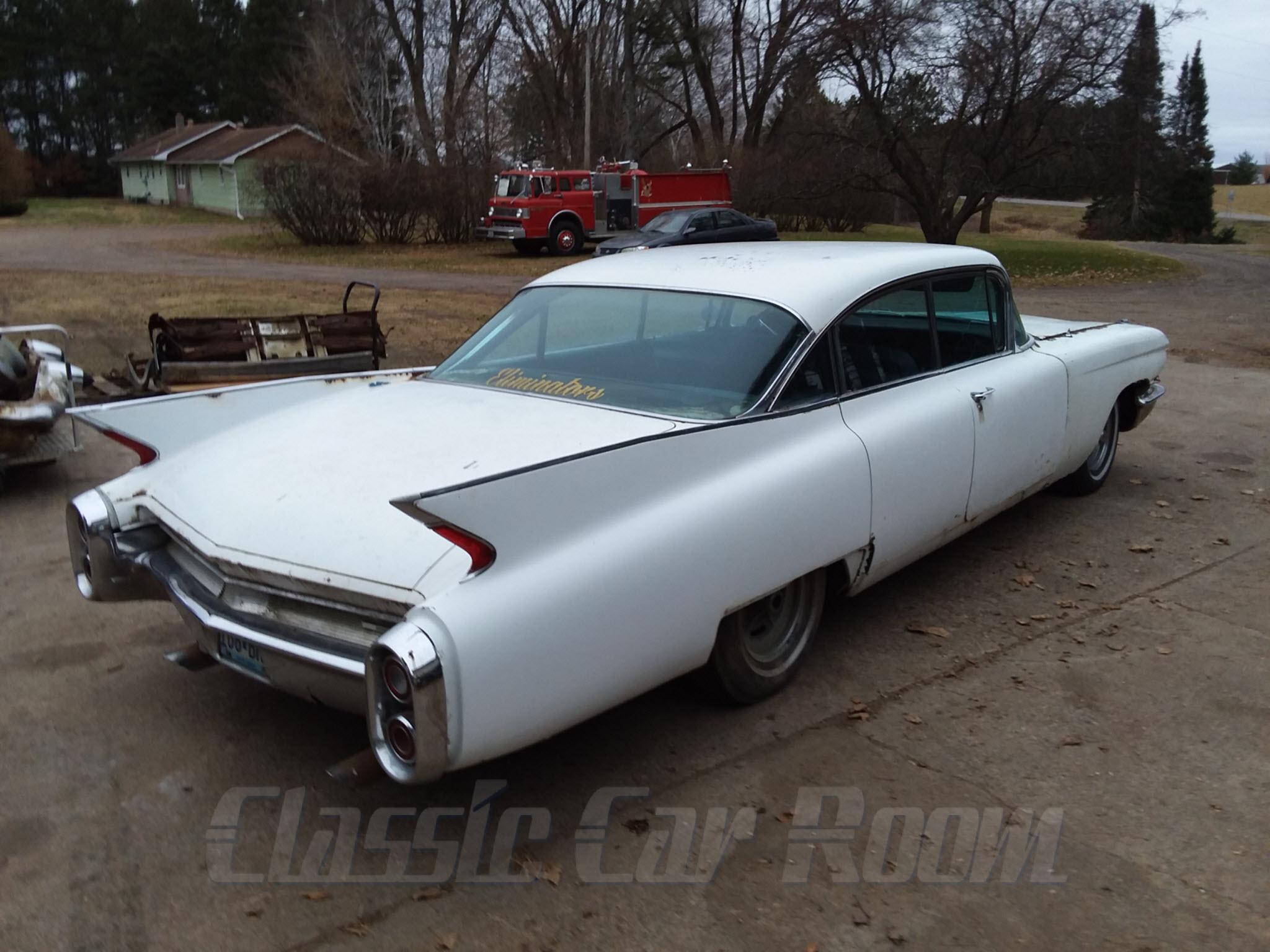 1960 Cadillac Rear