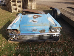 1958 Chevy Front 4