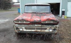 1960 Cgevy C20 Front