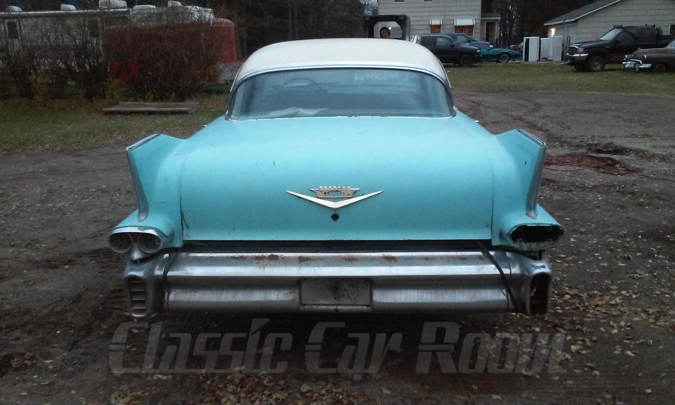 1958 Cadillac Rear (2)
