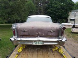 1958 Oldsmobile Rear 4