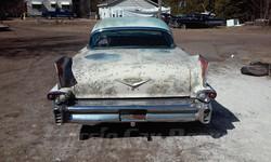 1958 Cadillac rear-1