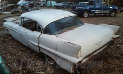 1958 Cadillac Rear (3)