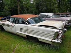1958 Oldsmobile Rear (2)