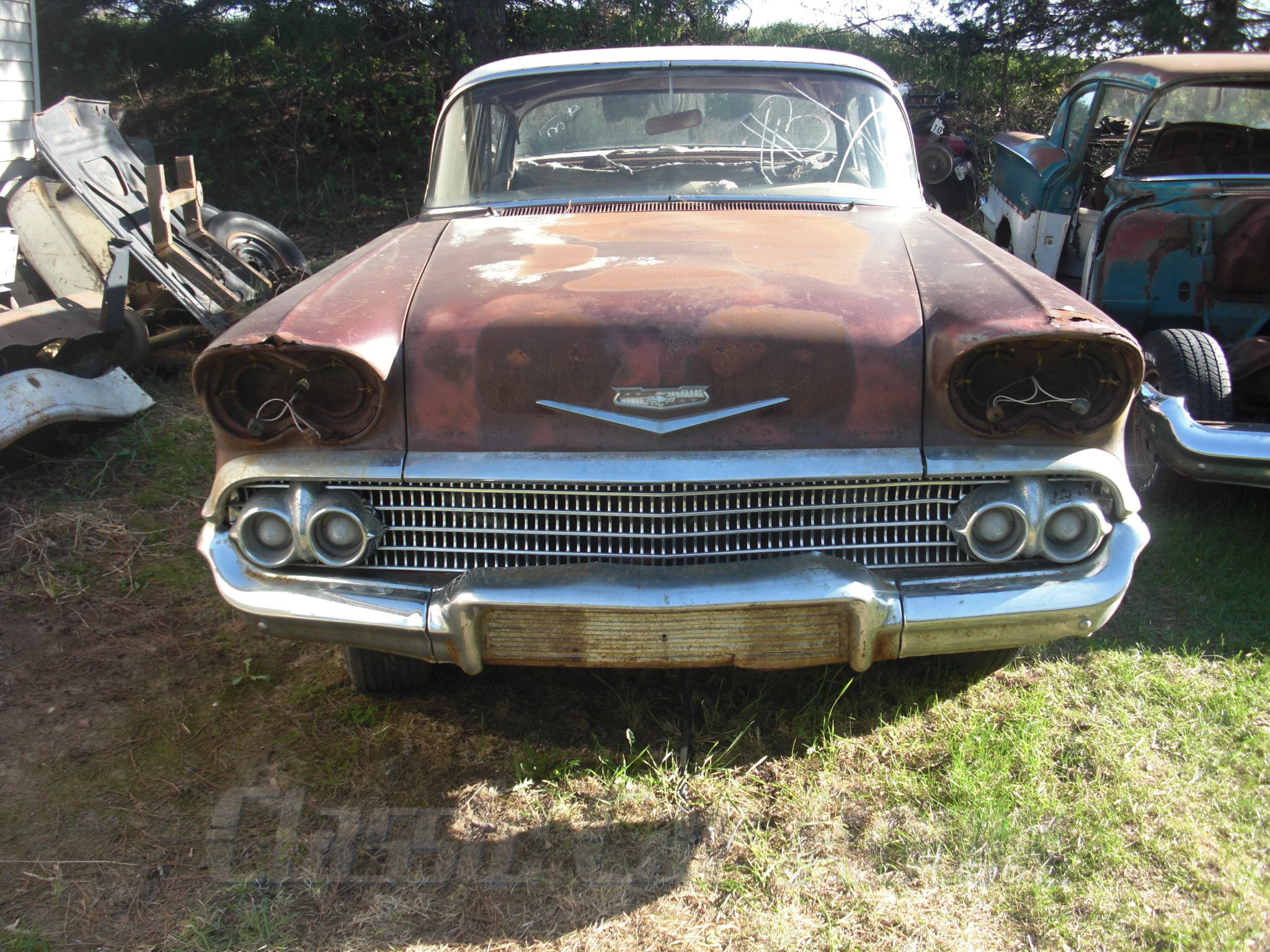 1958 Chevy Front (3)