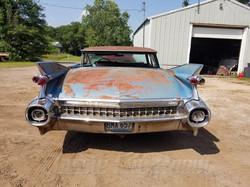 1959 Cadillac Rear 6