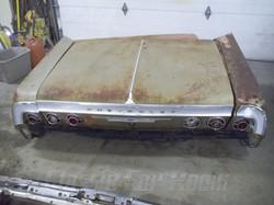 1964 Chevy rear