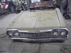 1964 Chevy front