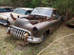 1950 Buick Front