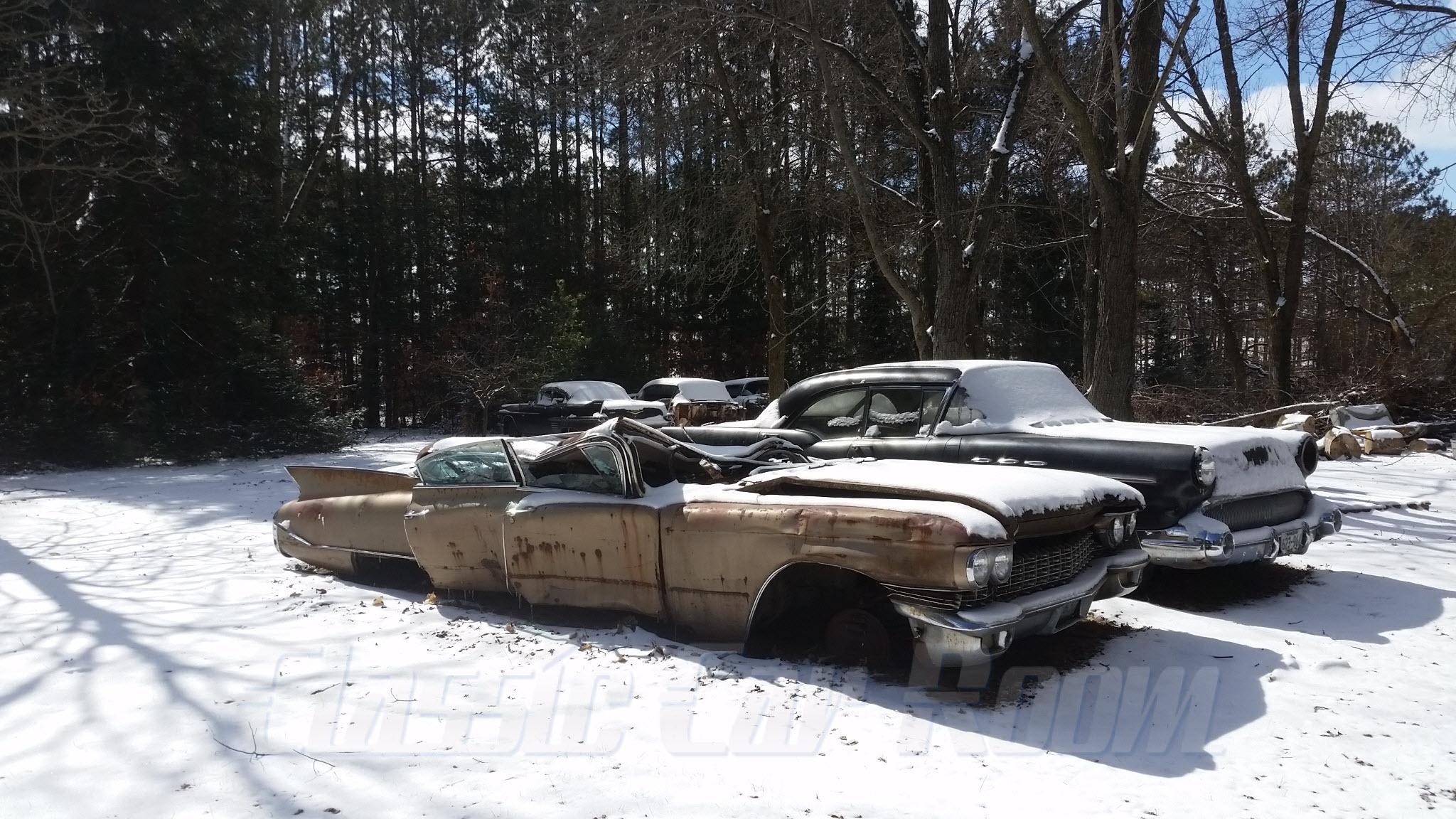 1960 Cadillac Front