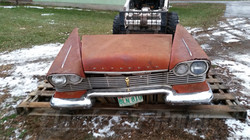 1957 Plymouth Front