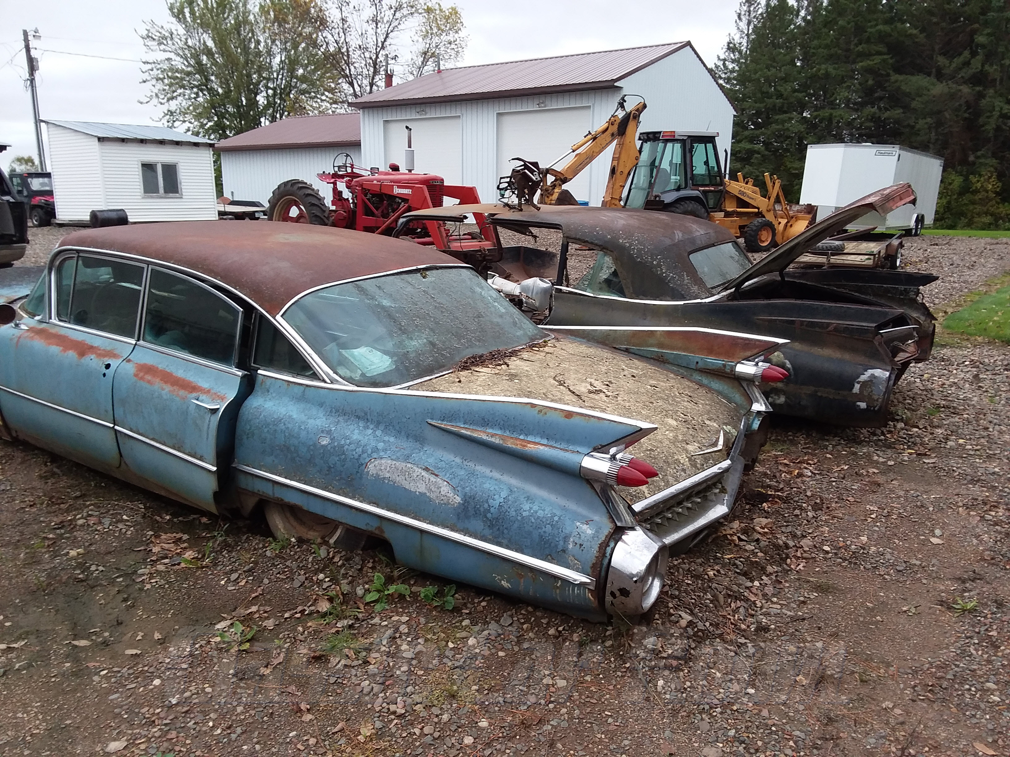 1959 Cadillac Rear (5)