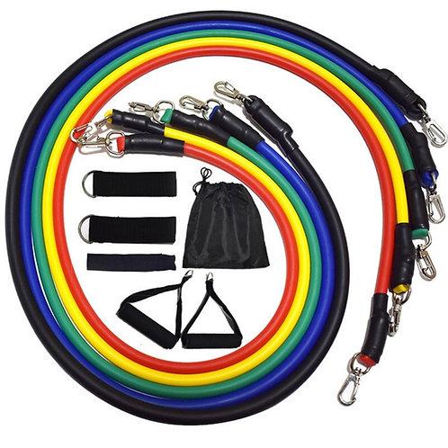 Adjustable Resistance Bands