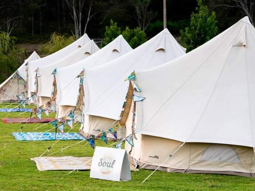 5 Reasons Why You Should Have a Camping Wedding