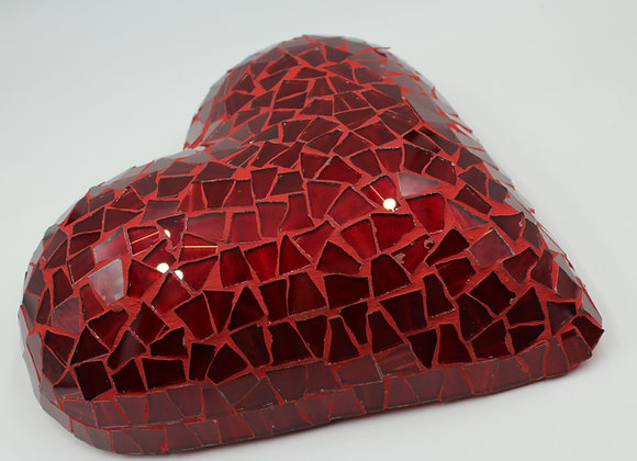 San Valentine Mosaic Heart