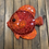 "Thumbnail: Happy Fish Mosaic Art / Wall Decor /6.5x6.5x1.5"""