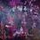 "Thumbnail: Red Wine original painting 48x48x2"""