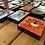 """Thumbnail: Wall Art Decor Set of 30 / Gliche Art / 6x6x2"""" / 5x7x2"""""""