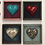 Thumbnail: Looking Glass Framed Heart
